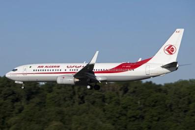 Un avion d'Air Algérie fait demi-tour en raison d'une panne technique
