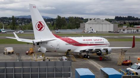 Air Algérie lance son premier vol tout Cargo à Lyon-Saint Exupéry