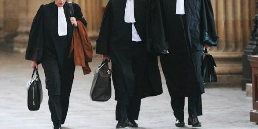 Béjaïa: Les robes noires en colère