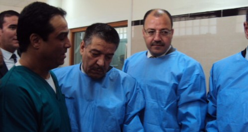 Le ministre de la Santé à Sidi Bel-Abbès: « Le centre anticancer bientôt livré », selon Boudiaf.