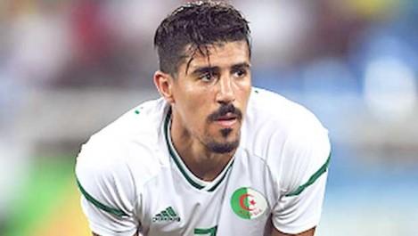 Bounedjah : «J'ai reçu des offres de clubs européens, je les étudierai en fin de saison»