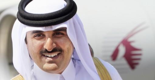 L'Emir du Qatar en visite en Algérie mardi