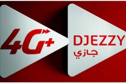 Djezzy lance la 4G dans 13 wilayas supplémentaires dont Alger et Oran