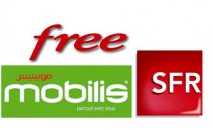 Mobilis compte établir un contrat avec SFR ou Free