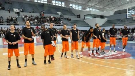 Championnat arabe des clubs de basket-ball: Le GS Pétroliers se qualifie en demi-finales.
