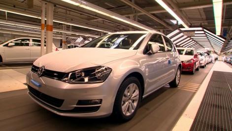 Volkwagen s'implante en Algérie: La Golf 7 sera produite à Relizane