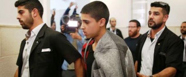 L'occupation condamne trois Palestiniens mineurs à plus de 10 ans de prison
