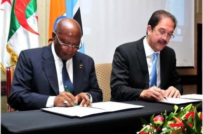 Préparatifs des prochains Jeux Africains de la Jeunesse en 2018 : Une délégation africaine à Alger
