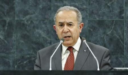 16e sommet de la Francophonie : M. Lamamra représentera le président Bouteflika à Antananarivo.