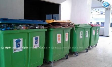 Environnement: Le tri sélectif des déchets ménagers élargi à deux nouveaux sites.