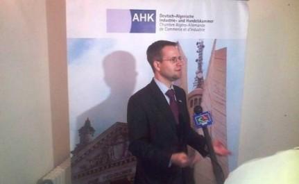 """Marko Ackermann, DG de la chambre de commerce et d'industrie algéro-allemande, à """"liberté"""" : """"L'Algérie est le partenaire le plus important de l'Allemagne en Afrique du Nord"""""""