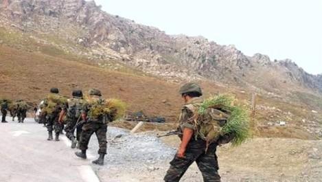 Jijel: Une somme de 9.000 euros trouvée sur les 2 terroristes éliminés vendredi.