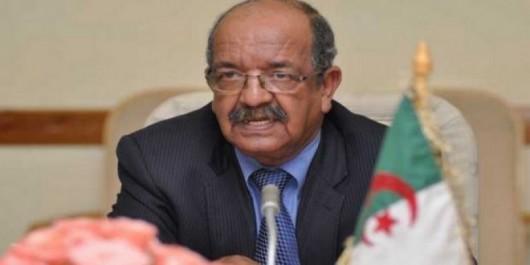Messahel à propos des frappes de drones américains en Tunisie: «Une affaire interne des Tunisiens»