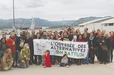"""""""Odyssée des alternatives Ibn Battûta"""" : Deux voiliers accosteront à Alger et à Oran"""