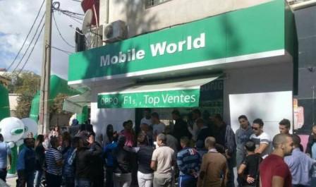Les clients se bousculent pour acquérir le « Selfie Expert » d'OPPO Gros succès du F1s sur le marché des smartphones en Algérie
