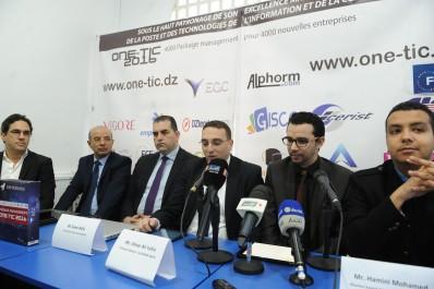 ONE-TIC 2016 : Première Initiative Nationale d'Orientation des Nouvelles Entreprises vers les TIC.