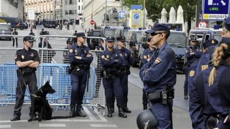 Neuf membres d'une organisation criminelle d'origine algérienne arrêtés en Espagne