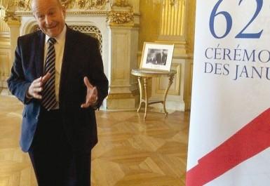 """Issad Rebrab et le DG de Brandt ont reçu le prix Janus de l'industrie hier au Quai d'Orsay: Le lave-linge """"Top Intellect"""" lauréat 2016"""