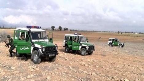 Sécurisation et surveillance des frontières nationales: la coordination étroite soulignée à Bechar