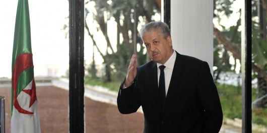 Dans un entretien au quotidien Asharq Al Awsat, M. Sellal : « L'expérience algérienne dans la lutte antiterroriste une référence ».