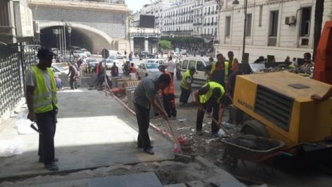 A quelques mois de leur fin de mandat: Les maires refont…les trottoirs