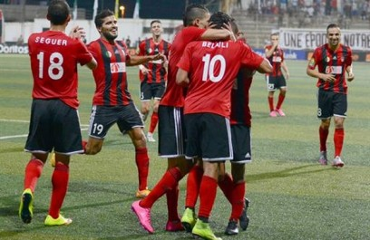 Coupe d'Algérie (32es de finale) : L'USMA et le MCO passent le DRBT out.