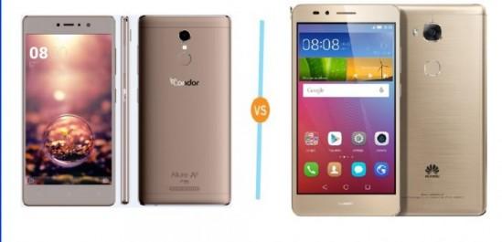 [Votez] Condor Allure A8 vs Huawei GR5