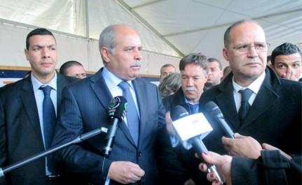 Ouali à Blida: « La gestion de l'eau pose problème ».