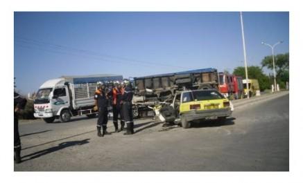 Bilan des accidents de la route: Sétif la plus meurtrière des wilayas.