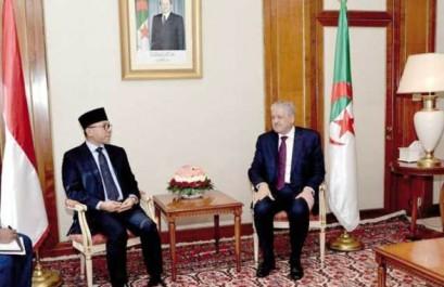 Relations algéro-indonésiennes : Renforcer la coopération et la coordination