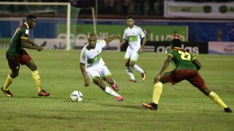 Mondial 2018 – Qualifications : l'Algérie s'incline face au Nigéria (1-3).