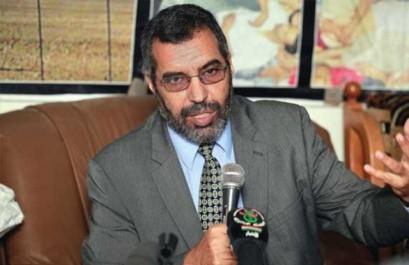 Le SG Du FLN A Reçu L'ambassadeur De La RASD: Balayées, les frasques de Saâdani