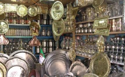 Chambre De L'artisanat De Mascara : Exposition régionale de produits artisanaux