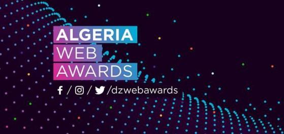 L'edition 2016 des Algeria Web Awards est lancee!