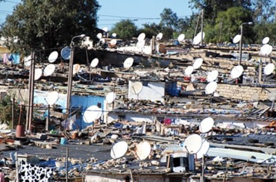 Oued Tlélat : 170 familles du bidonville El Barki relogées