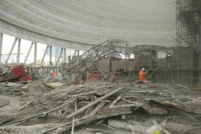 Accident dans une centrale électrique en Chine: 67 morts