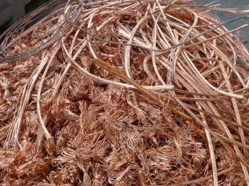 Honaine (Telemcen): Découverte et saisie de 900 kg de déchets de cuivre