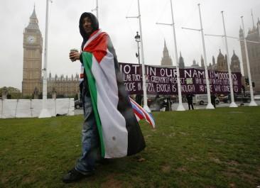 Des députés britanniques appellent à agir contre la «politique expansionniste» d'Israël.