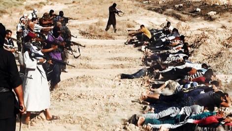Exécutions de masse par l'État islamique
