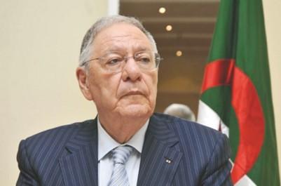 Djamel Ould Abbès aux redresseurs: «Nous n'accepterons aucune condition»