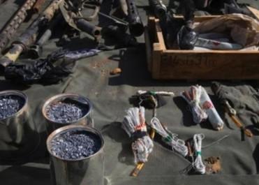 Saisie à Batna d'une grande quantité de produits chimiques destinés à la fabrication d'explosifs