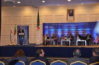 «72% de l'énergie produite en Algérie sont consommés sans plus-value»