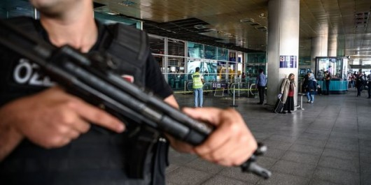 Fusillade à l'aéroport Atatürk d'Istanbul