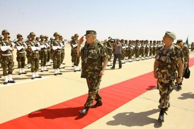 Le général Gaïd Salah : l'Armée algérienne est «sur le point de venir à bout définitivement du terrorisme».