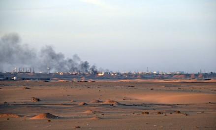 la vie quotidienne à Hassi Messaoud: Au rythme de la crise pétrolière