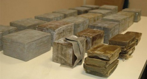 Relizane : 39 kg de kif saisis par la gendarmerie