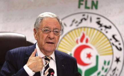 FLN:  Les mouhafedh chez Ould Abbès dès aujourd'hui