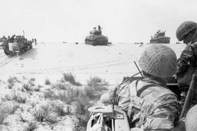 Une liste des soldats algériens tués lors des guerres arabo-israéliennes livrée à l'Algérie
