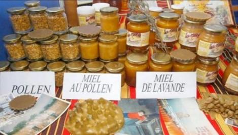 Du 26 novembre au 3 décembre à Draa Ben Khedda  Foire du miel et autres produits de la ruche