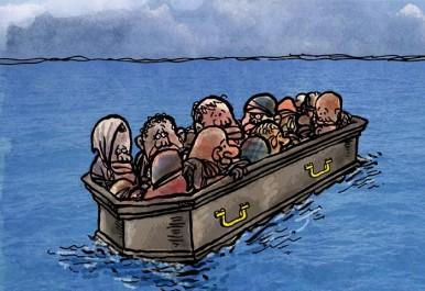 Oran, Mostaganem, Tenès: 72 harraga dont un couple et ses trois enfants interceptés.